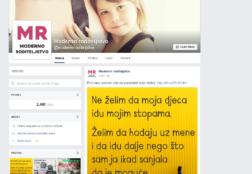 Moderno Roditeljstvo Facebook Page